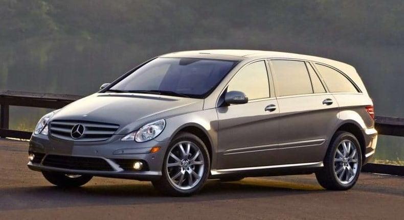 Mercedes Benz Minivan for Sale: Best Used Class Autobytel